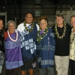 Noni Maui Team at Factory Blessing