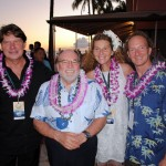 David Backstrom, Governor Neil Abercrombie, Marie-Laure Ankaoua, Paul Nordone