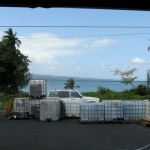 View of the Ocean From Noni Maui Factory